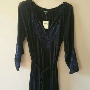 NWT Lucky Brand Boho Dress